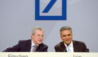 Deutsche Bank gibt Postbank auf und dünnt Filialnetz aus (Foto)