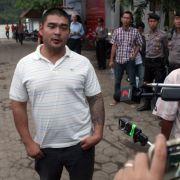 Drogenschmuggler heiratet kurz vor Hinrichtung (Foto)