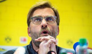 Jürgen Klopp äußerte sich zu etwaigen Fremdgeh-Gerüchten. (Foto)