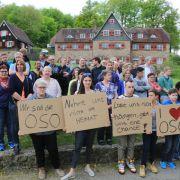 Abwicklung der Odenwaldschulebeginnt (Foto)