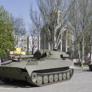 OSZE berichtet von schweren Gefechten in Ostukraine (Foto)