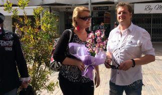 Sarah ist für Jens Büchner nach Mallorca gezogen. (Foto)