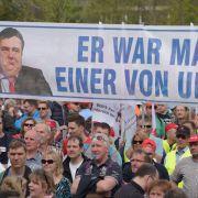 SPD-Vize: Kanzlerkandidaten-Debatte «großer Unsinn» (Foto)