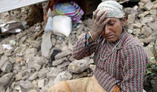 Die medizinische Versorgung in Nepal kommt nach dem Erdbeben an ihre Grenzen. (Foto)