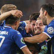 Gegner für Dortmund gefunden: Wolfsburg steht im Finale (Foto)