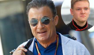 Jean Alesi versteht den Rummel um Mick Schumacher nicht. (Foto)
