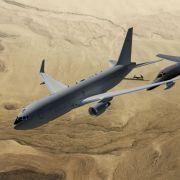 Sicher gelandet! Wo war der vermisste Militär-Jet? (Foto)