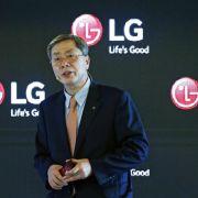 Elektronikhersteller LG mit Gewinneinbruch (Foto)
