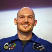 Alexander Gerst für Grimme Online Award nominiert (Foto)