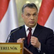 Todesstrafe in Ungarn? Scharfe Kritik aus der EU (Foto)