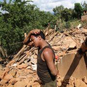 Schon mehr als 5500 Todesopfer nach Himalaya-Erdbeben (Foto)