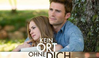 """""""Kein Ort ohne Dich"""" mit Clint Eastwoods Sohn Scott und Britt Robertson läuft ab dem 30. April 2015 im Kino. (Foto)"""