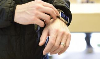 «Wall Street Journal»: Problem mit Bauteil bei Apple Watch (Foto)