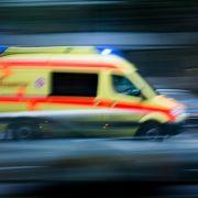 Krankenwagen verfährt sich - Mann stirbt (Foto)