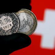 Frankenstärke brockt Schweizer Notenbank Milliardenverlust ein (Foto)