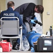 Terroranschlag in Hessen vereitelt, Ehepaar festgesetzt (Foto)