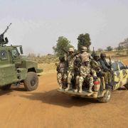 Nigerias Armee befreit 160 Boko-Haram-Geiseln (Foto)