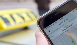 Taxifahrer siegen vor Gericht: Uber kommt nicht nach Stuttgart (Foto)