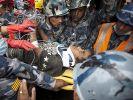 Nach Erdbeben-Katastrophe in Nepal