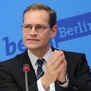 Brandenburg und Bund für Müller als BER-Aufsichtsratschef (Foto)