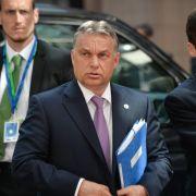Orban erteilt Todesstrafe in Ungarn eine Absage (Foto)