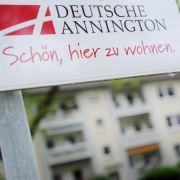 Aus Annington wird Vonovia: Mieterbund rechnet mit weiteren Fusionen (Foto)