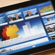 BGH stärkt Zeitungsverlage: Tagesschau-App wird neu geprüft (Foto)
