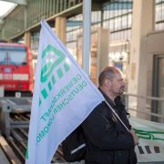 GDL lehnt Tarifangebot der Bahn ab und droht mit «langem» Streik (Foto)