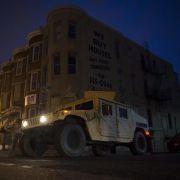Polizei vonBaltimore übergibt Bericht zu Gray-Tod (Foto)