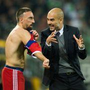 Ärger mit Schweinsteiger und Ribéry? (Foto)
