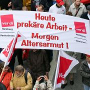 DGB-Chef Hoffmann: Aushöhlung des Mindestlohns nicht zulassen (Foto)
