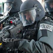 Staatsanwaltschaft ermittelt gegen SEK-Beamte (Foto)