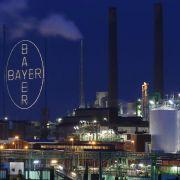 Gesundheitssparte treibt Bayer an (Foto)