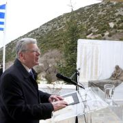 Gauck regt Reparationen für Griechenland an (Foto)