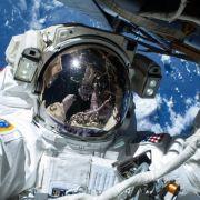 Kosmische Strahlung könnte Astronauten schaden (Foto)