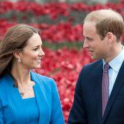 Kate bringt kleine Prinzessin zur Welt (Foto)