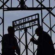 Gedenken an Befreiung des KZ Dachau (Foto)