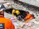 In Nepal wurde ein Hundertjähriger gerettet. (Foto)