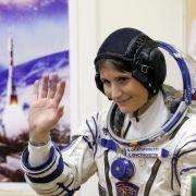 Kosmischer Kaffee: Erster Espresso auf Raumstation ISS ausgeschenkt (Foto)
