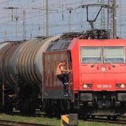 Wirtschaft: Bahnstreik kostet bis zu einer halben Milliarde Euro (Foto)