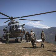 Polizei in Nepal listet 112 Ausländer als vermisst auf (Foto)