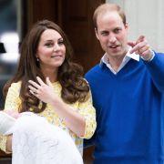 Herzogin Kate: Zeitung zweifelt Echtheit der Geburt an (Foto)