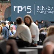 Re:publica fordert «Ausstieg aus der Totalüberwachung» (Foto)