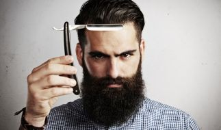 Wer Bart trägt, sollte auf die richtige Pflege achten. (Foto)