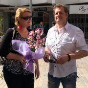 Jens Büchner und Jenny wieder vereint? (Foto)