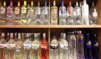 EU-Abgeordnete fordern Kalorienangaben auf alkoholischen Getränken. (Foto)