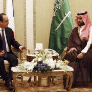 Golfstaaten wollen Beziehungen zum Iran normalisieren (Foto)