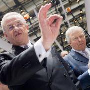 VW versucht nach Machtkampf den Neustart (Foto)