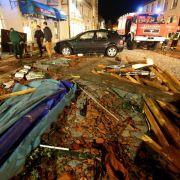 Tornado verwüstet Kleinstadt, 26-jähriger Hamburger tot (Foto)