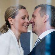 Bettina und Christian Wulff geben ihrer Ehe eine Chance (Foto)